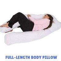 full length body pillow
