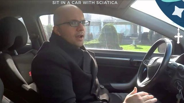How To Sit In A Car With Sciatica
