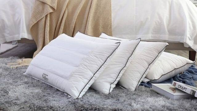 best inexpensive pillows