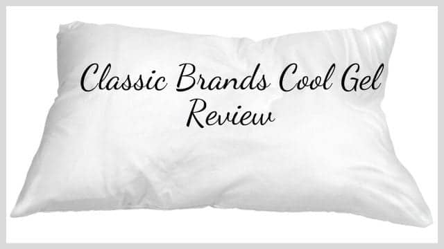 Classic Brands Cool Gel Review