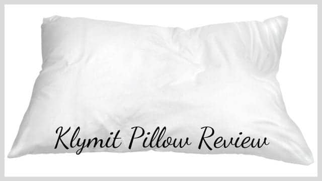 Klymit Pillow Review