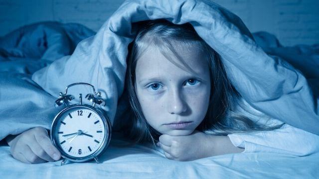 Toddler Insomnia
