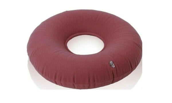 Use doughnut cushion